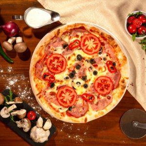 Pizza Casa Romana Sibiu