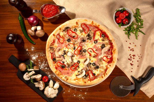 Pizza Capriciosa Sibiu