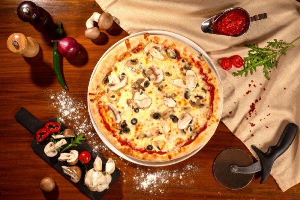Pizza Funghi Sibiu