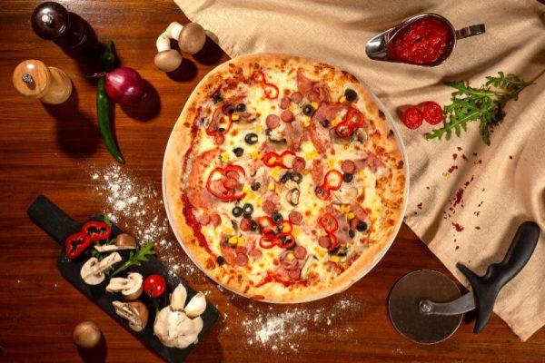Pizza Suprema Sibiu