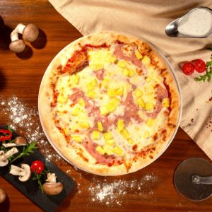 Pizza Hawaii Sibiu