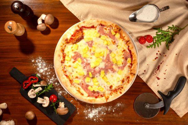 Pizza Hawaii Sibiu