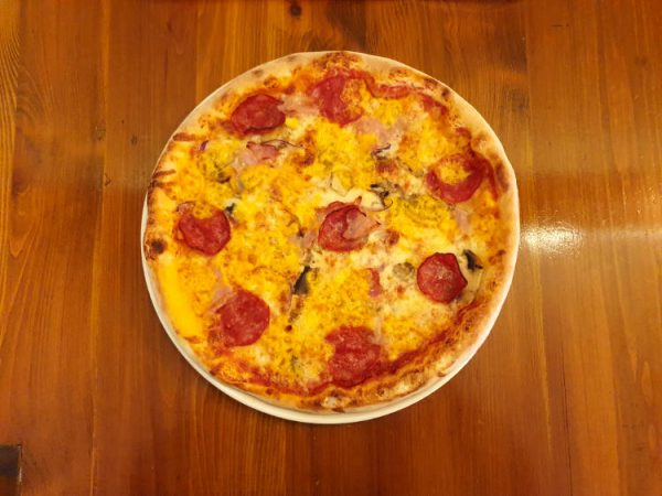 Pizza Cheddar Melt