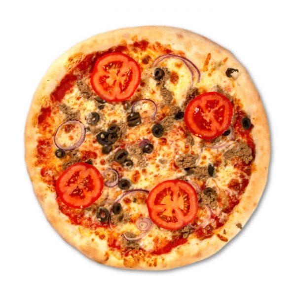 Pizza Tono e cipolla Sibiu
