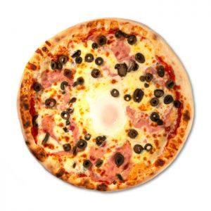 Pizza Bismark Sibiu